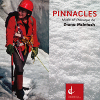 Pinnacles CD cover