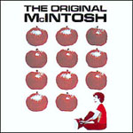 The Original McIntosh CD cover